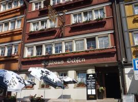 Gasthaus Ochsen, Urnäsch