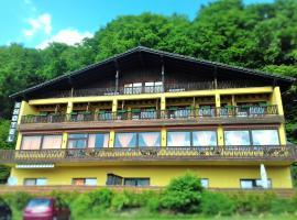 Hotel Burgberg, Walkertshofen (Ziemetshausen yakınında)