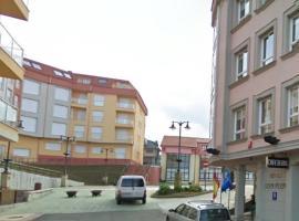 Apartamento particular con vistas al mar, Neaño (Cundins yakınında)