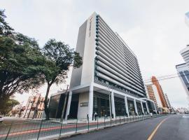 Intercity Curitiba – Centro Cívico, Curitiba