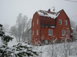 Apartman Krista, Bublava (Klingenthal yakınında)