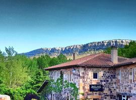 Enclave Soria, Herreros (Abejar yakınında)