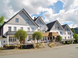Hotel Garni Dorfkammer, Olsberg (Antfeld yakınında)