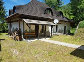 Casa Romaneasca, Pojorâta