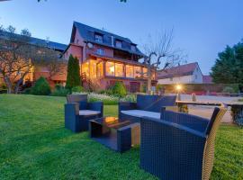 Hotel Restaurant des Vosges, Birkenwald (рядом с городом Мармутье)