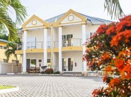 GapsGhana - Accra Airport Residential Townhouses
