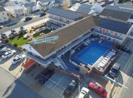 Blue Water Motel, Wildwood Crest