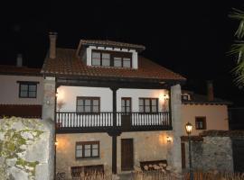 Casa De Aldea Coxiguero, Parres de Llanes (La Pereda de Llanes yakınında)