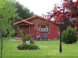 Apartamentos El Cueto, Oviñana (Albuerne yakınında)