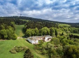 Naturpark Hotel Weilquelle, Oberreifenberg (Glashütten yakınında)