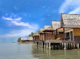 Bintan Spa Villa Beach Resort & Spa, Телукбакау (рядом с городом Беракит)