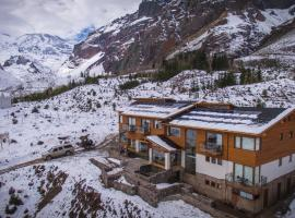 El Morado Mountain Lodge, Ло-Вальдес