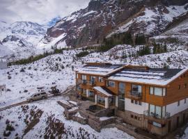El Morado Mountain Lodge, Lo Valdés