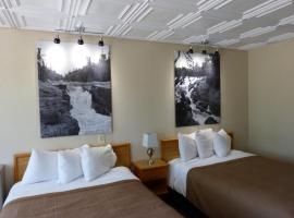 Catalina Motel, Sault Ste. Marie (Goulais River yakınında)