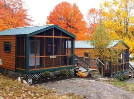 Silver Lake Park Campground & Cabins, Belmont
