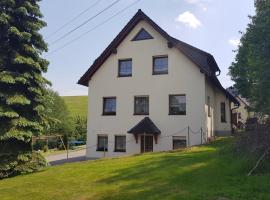 Ferienwohnung May, Voigtsdorf (Wolfsgrund yakınında)