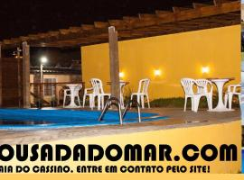 Pousada do Mar, Rio Grande (Macaco yakınında)