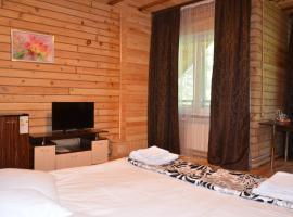 Hotel Zolotye Peski, Ust'-Muny