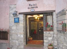 Hotel Olimpia, Albarracín