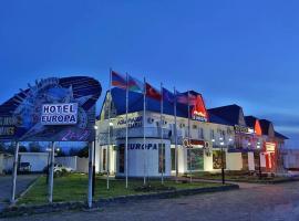 Europa Hotel, Кутаиси (рядом с городом Ианети)