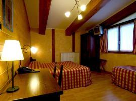 Hotel La Pigna, Бардонеккия