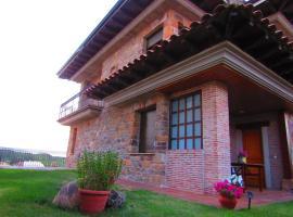 Casa en ambiente tranquilo y relajante, Garray (рядом с городом Matute de la Sierra)