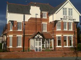 West Point Hotel Bed and Breakfast, Colwyn Bay