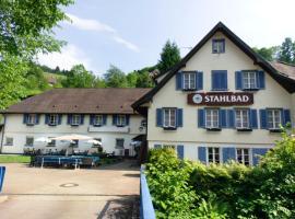 Stahlbad Bad Peterstal, Bad Peterstal-Griesbach