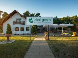 Lokal Genial Pension & Restaurant, Beelitz (Zauchwitz yakınında)