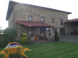 Casa Rural Bentazar, Elosu (рядом с городом Ochandiano)