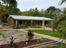 Mahogany Villas, Punta Gorda (San Antonio yakınında)