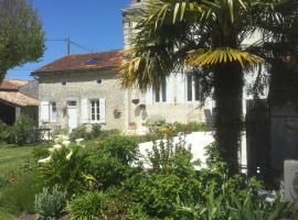 Le Petit Chez Vieuille, Saint-Thomas-de-Cônac (рядом с городом La Trigale)