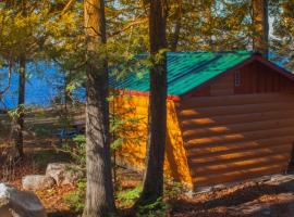 Eco Village Small Cabins, Killaloe Station (Eganville yakınında)