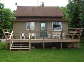 Eagle's Nest Home, Phelps (рядом с регионом Ski Brule)