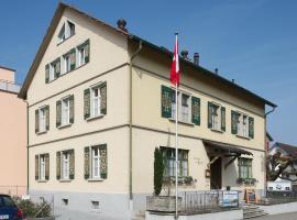 Hotel-Restaurant Hecht, Ermatingen (À proximité de: Reichenau)