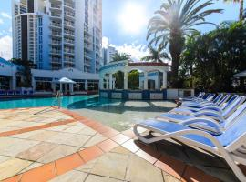 Bel Air on Broadbeach - Private Apartments