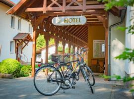 Hotel & Restaurant Waldschlösschen, Kyritz (Bantikow yakınında)