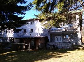 Lodge Buzludzha, Shipka (Seltse yakınında)
