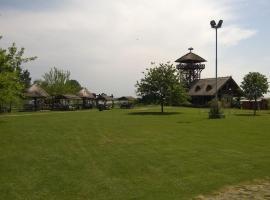 Camping Zasavica, Zasavica