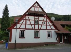 Ferienhaus Katharina, Nothweiler (Rumbach yakınında)