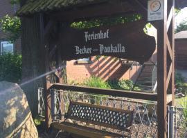 Ferienhof Pankalla, Neubruchhausen (Sudwalde yakınında)