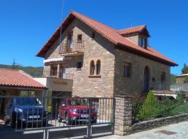 El Hortal de Bruno, Bagüés (рядом с городом Pintano)