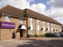 Premier Inn London Greenford 3 Star Hotel