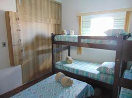 Hostel Peregrinos da Fé, Tambaú