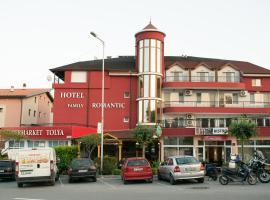 Hotel Romantic, Byala