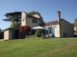 Gîte de Borie-neuve en Périgord pourpre, Eymet (рядом с городом Agnac)
