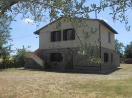 Podere Santhia, Giuncarico (Terminuzzo yakınında)