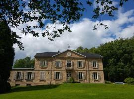 Château de la Houillere, Champagney (рядом с городом Роншан)