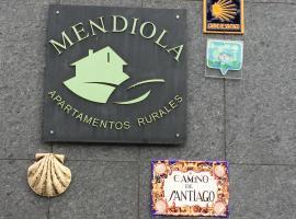 Apartamentos De Montaña Mendiola - Casa Ferran, Valcarlos (Arneguy yakınında)