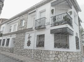 Casa Rural Reyes, Villalba de la Sierra